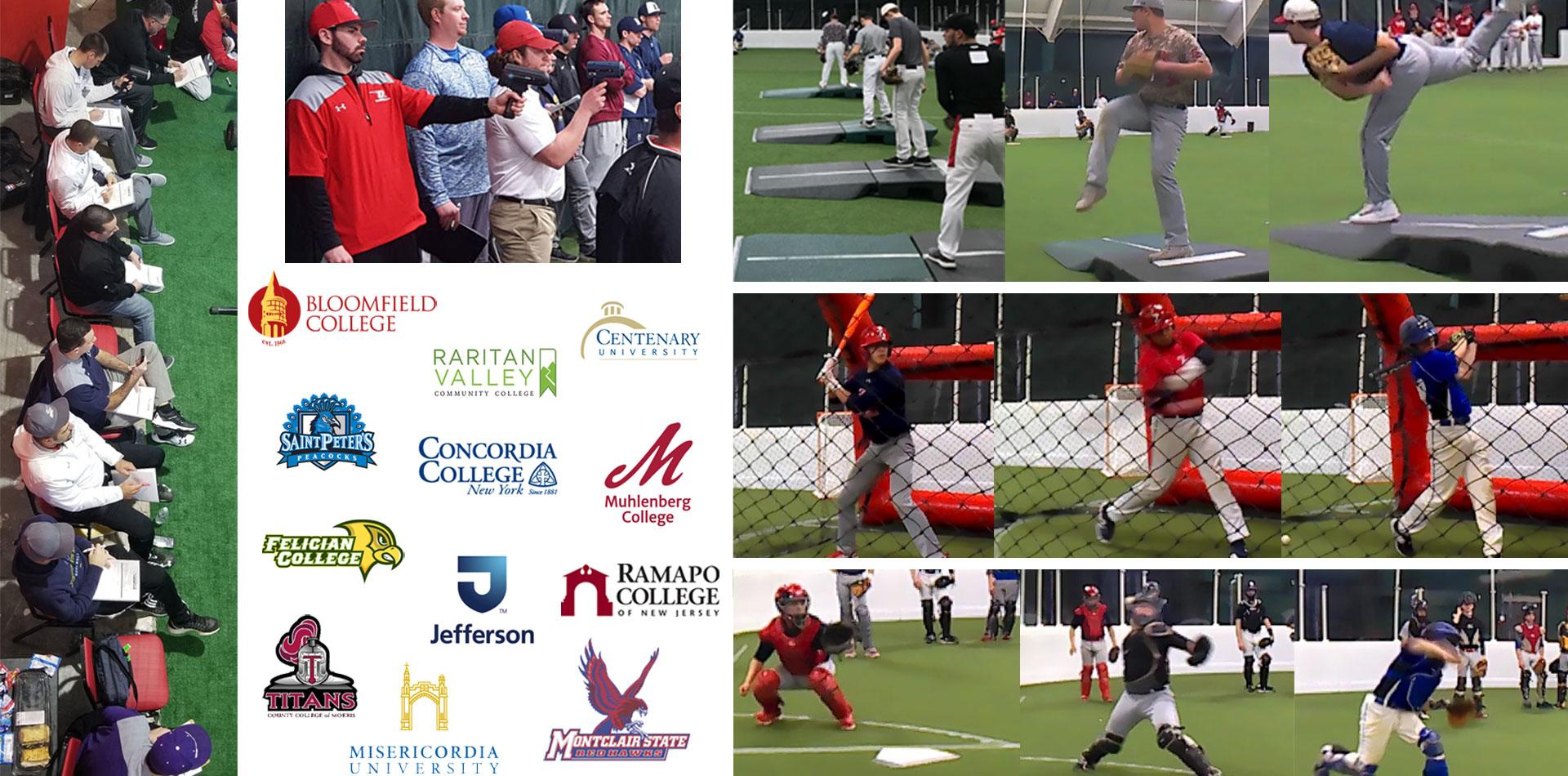 baseball college showcase
